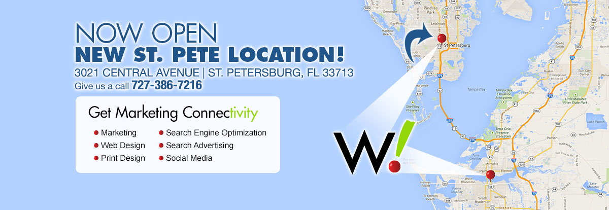 New location in St. Pete coming soon!
