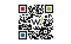 Custom QR Tag for Webtivity Designs