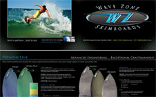Wave Zone 2011 Brochure