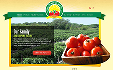 West Coast Tomato Website