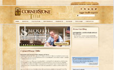 Cornerstone Title Insurance