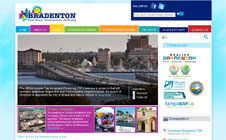 Downtown Bradenton Development Authority Website