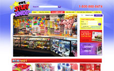 The Stuff Shop Website