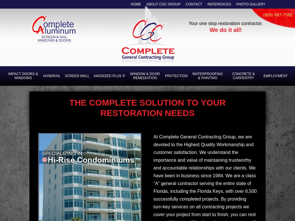 Complete General Contracting Group