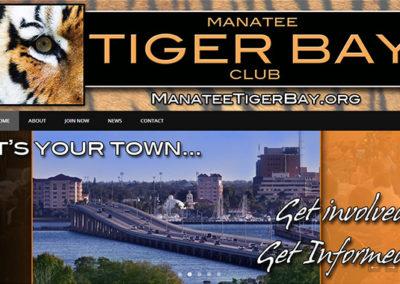 Manatee Tiger Bay