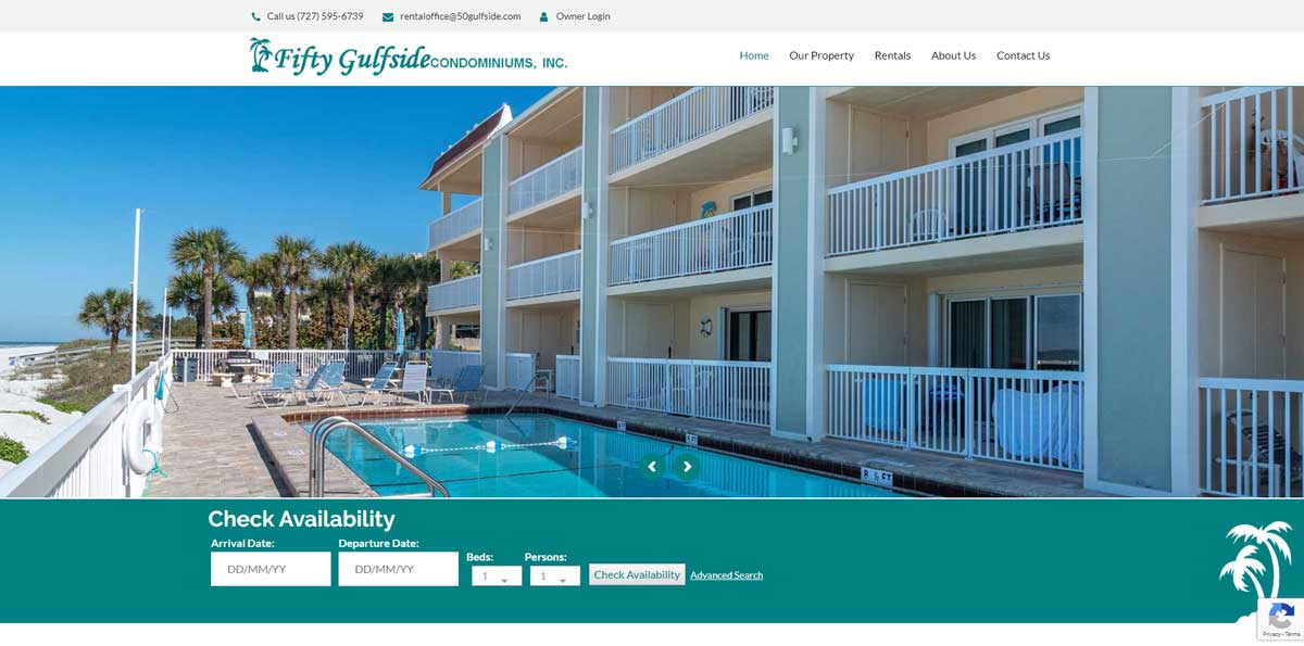 Fifty Gulfside Condominiums Inc.
