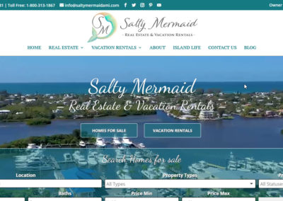 Salty Mermaid Real Estate & Vacation Rentals