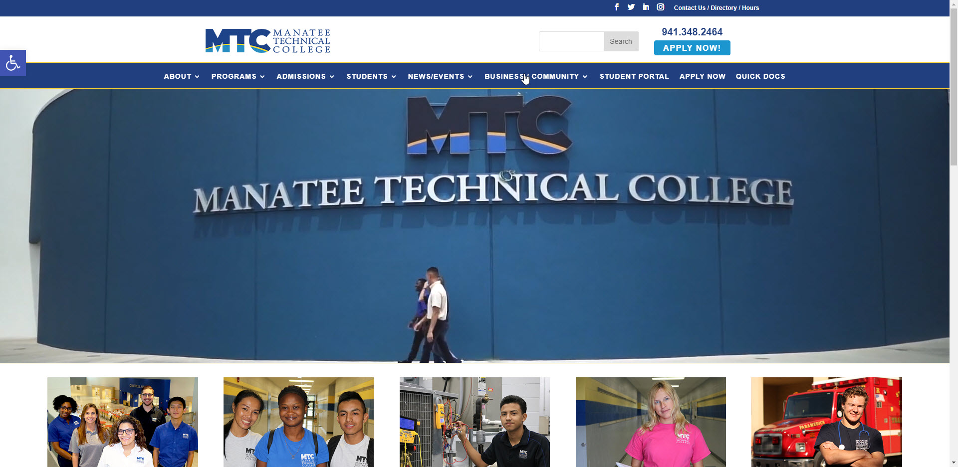 Manatee Technical College Bradenton Lakewood Ranch