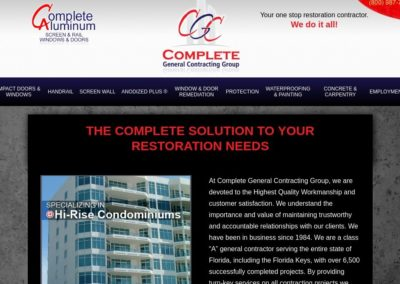 Complete General Contracting
