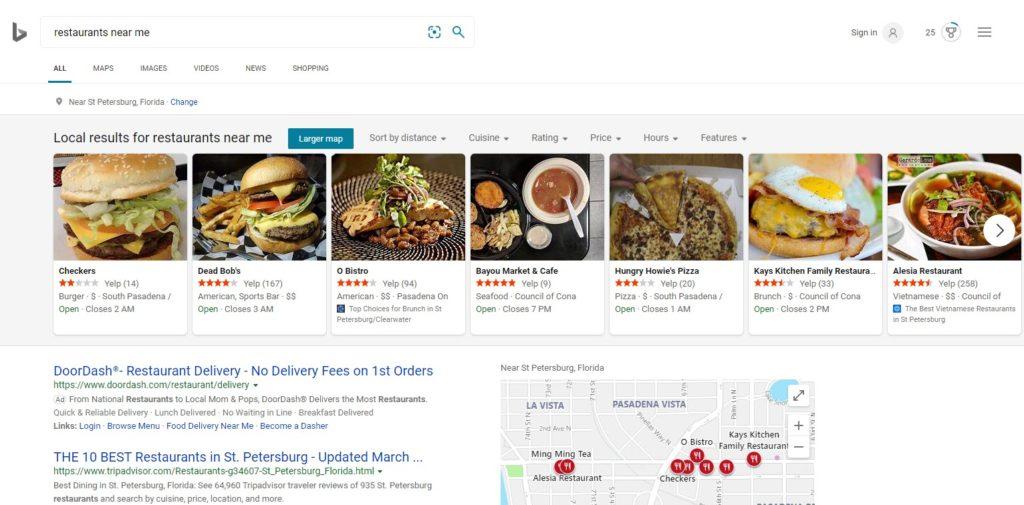 Bing Search Advertising