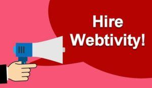 Webtivity referral program