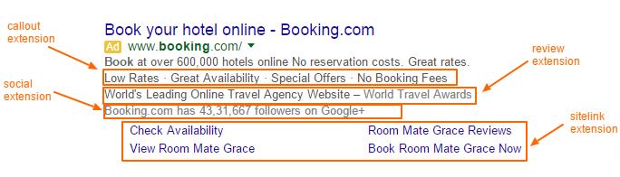 Google Ads Case Study - Extension