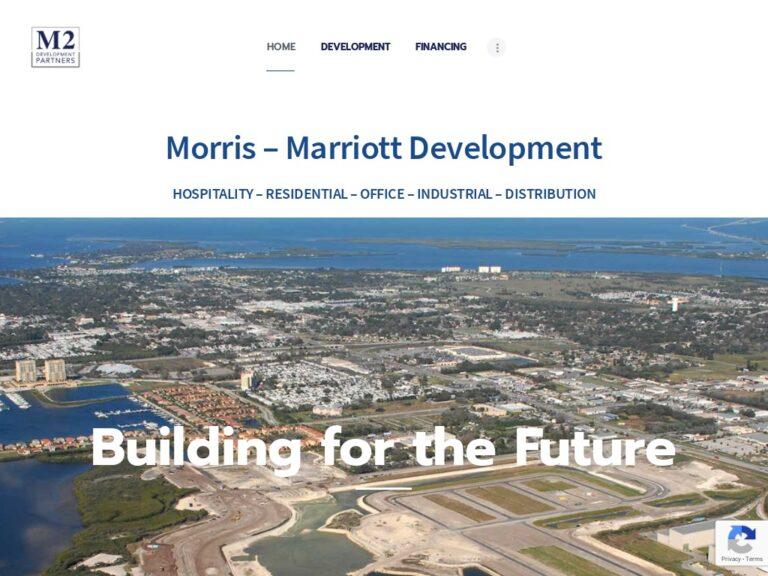 Webtivity Launches New Website for M2 Development Partners!