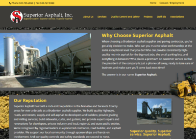 Superior Asphalt